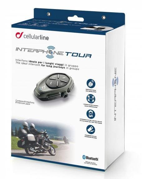 Interphone - TOUR - SINGLE Pack