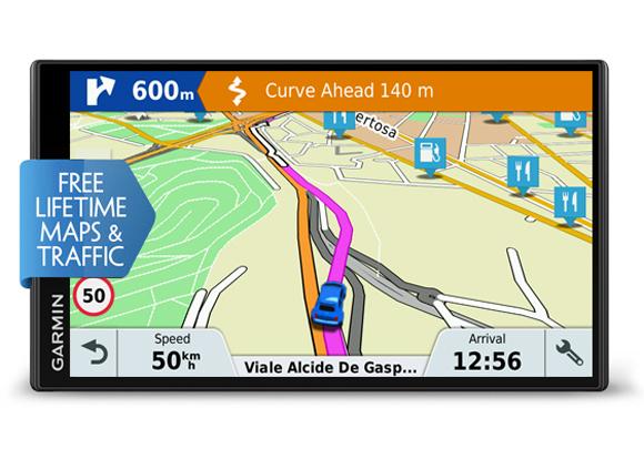 """GARMIN DriveSmart 61 LMT-D, EU, 6,95"""" Display"""
