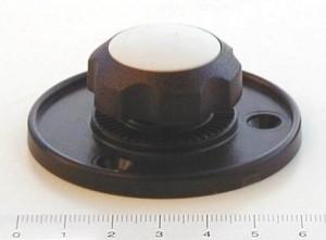 GARMIN Ersatz-Schraube für Bodenplatte von Fahrzeughalterung 016 221