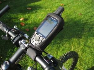 Softcase DIE Fahrradhalterung für GARMIN GPS Map 60/62/64