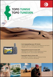GARMIN Topo Tunesien v2