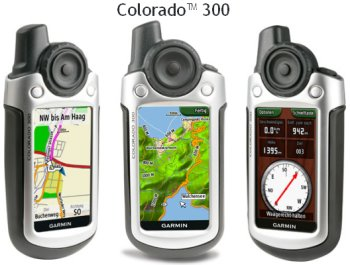 GARMIN Colorado 300 GPS