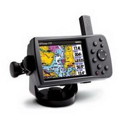 GARMIN GPSMap 278 Multifunktionsgerät für See- und Autonavigation
