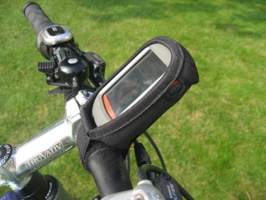 softcase die fahrradhalterung f r garmin gps dakota. Black Bedroom Furniture Sets. Home Design Ideas
