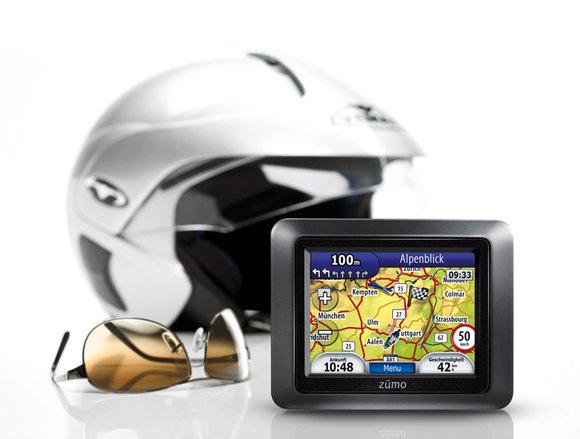GARMIN zumo 220 Motorradnavigator