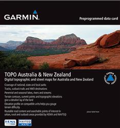GARMIN Topo Australien und Neuseeland