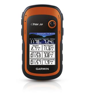 GARMIN eTrex 20 + Topo Deutschland Light (1 Region als Download) SALE