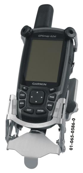 TOURATECH Halterung für Fahrrad, für GARMIN GPSMap 62/64 Serie