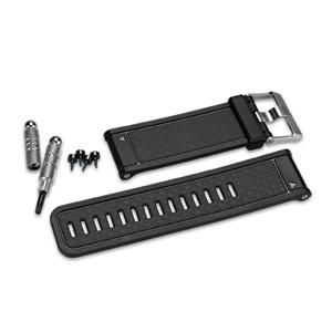 GARMIN Ersatz-Armband für fenix/quatix/D2/tactix, schwarz