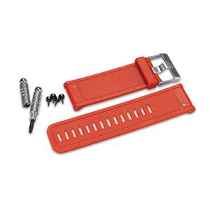 GARMIN Ersatz-Armband für fenix/quatix/D2/tactix, orange