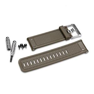 GARMIN Ersatz-Armband für fenix/quatix/D2/tactix, oliv
