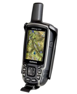 RamMount Halterung für Motorrad, für GARMIN GPS 62/64 Serie/Astro 320
