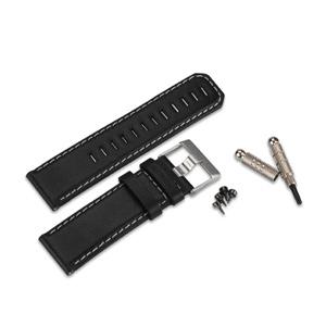 GARMIN Ersatz-Armband für fenix/quatix/D2/tactix, Leder