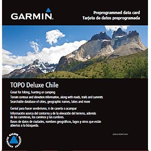GARMIN Topo Chile