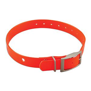 GARMIN DC 50/T5/K5 Ersatz-Halsband, für kleine Hunde, orange