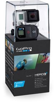 GoPro HD HERO3+ - Black Edition - Surf