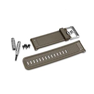 GARMIN Ersatz-Armband für fenix/quatix/D2/tactix, dunkelgrau