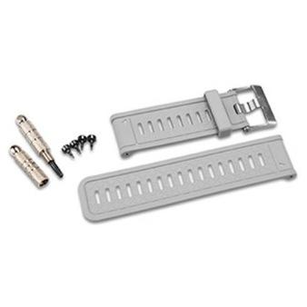 GARMIN Ersatz-Armband für fenix/quatix/D2/tactix, hellgrau