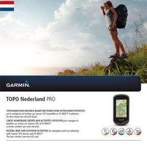 GARMIN Topo Niederlande PRO