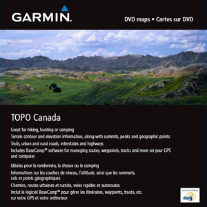 GARMIN Topo Kanada
