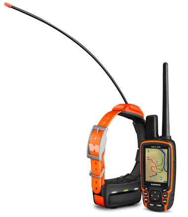 GARMIN Astro 320 Hundeortungssystem, Bundle mit T5 Halsband