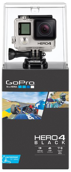 GoPro HERO4 BLACK Motorsport