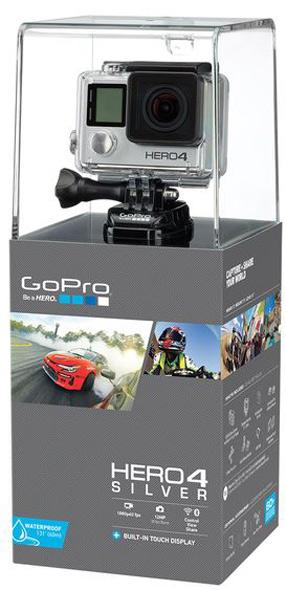 GoPro HERO4 SILVER Motorsport