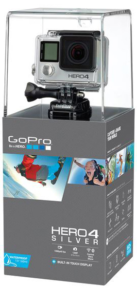 GoPro HERO4 SILVER Adventure