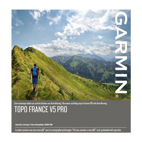 GARMIN Topo Frankreich V5 PRO - GESAMT
