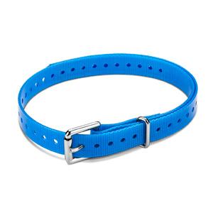 GARMIN T5 MINI Ersatz-Halsband mit Rollschließe, blau
