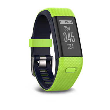 GARMIN Approach X40, lime/blau