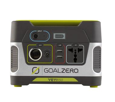 GoalZero YETI 150, 230V Solar Generator