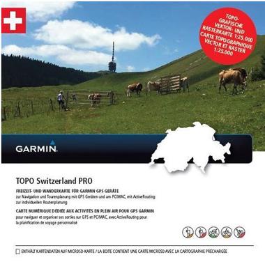 GARMIN Topo Schweiz PRO