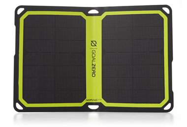 GoalZero NOMAD 7 PLUS, Solar Panel 7 Watt