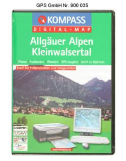 Allgäuer Alpen - Kleinwalsertal (Nr.4003)