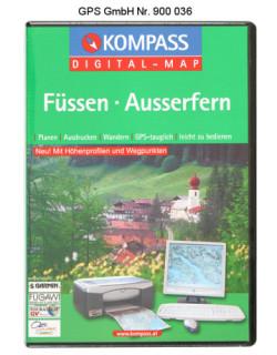 Füssen - Ausserfern (Nr.4004)