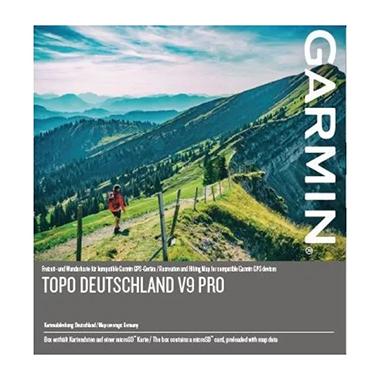 GARMIN Topo Deutschland V9 Pro
