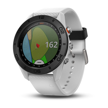 GARMIN Approach S60, weiß