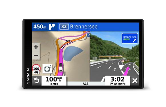 GARMIN Camper 780 MT-D EU + BC40 Rückfahrkamera, Wohnmobil-Navigationsgerät