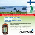 GARMIN Topo Finnland v3 LIGHT - NORD