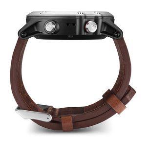 Garmin Ersatz Armband Leder Braun Fur Fenix Quatix 3 Tactix Bravo